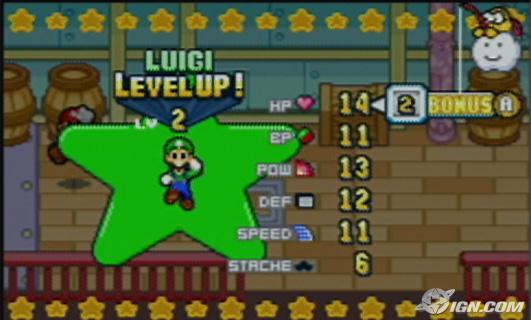 F O U R H M A N C O M Game Review Mario Luigi